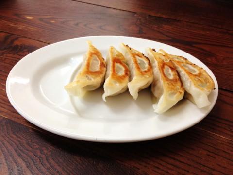 ちょっと美味しい中華食堂 大門 肉餃子