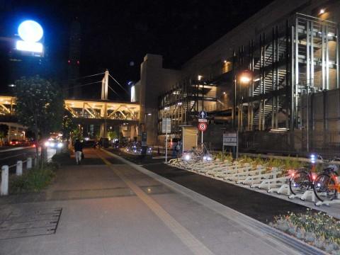さいたま新都心の再開発。コクーンシティがオープン。