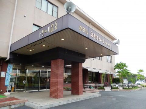 川越のホテル「えすぽわーる伊佐沼」