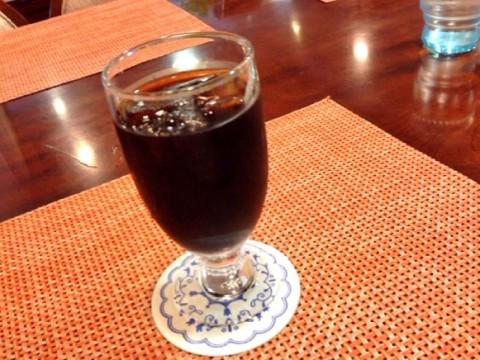 えすぽわーる伊佐沼のアイスコーヒー
