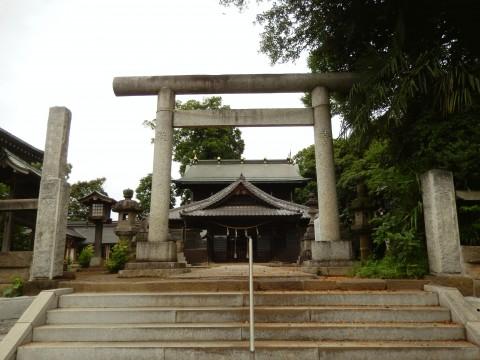 埼玉県さいたま市西区にある秋葉神社。