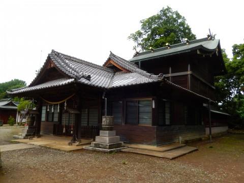 埼玉県のパワースポット「秋葉神社」。