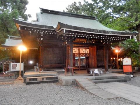 縁結びのパワースポット「川越氷川神社」