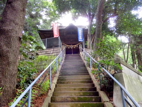 埼玉県行田市にある古社「前玉神社」