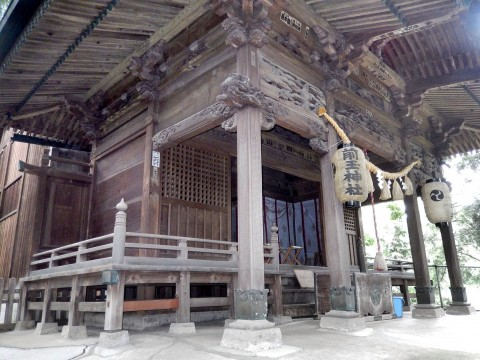 埼玉県行田市の前玉神社へのアクセス