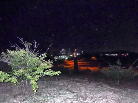 日本有数の工場夜景スポット「鹿島臨海工業地帯」