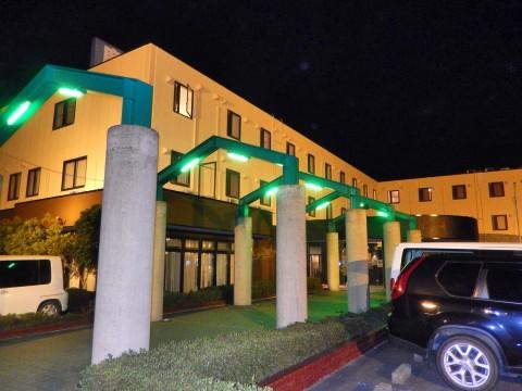 茨城県神栖市のホテル「鹿島ポートホテル」本館
