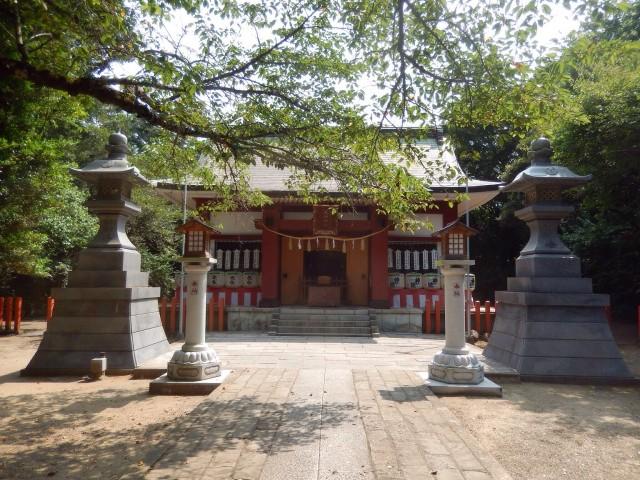 東国三社のひとつ息栖神社。