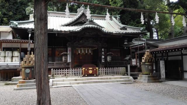 埼玉県さいたま市の神社「調神社」