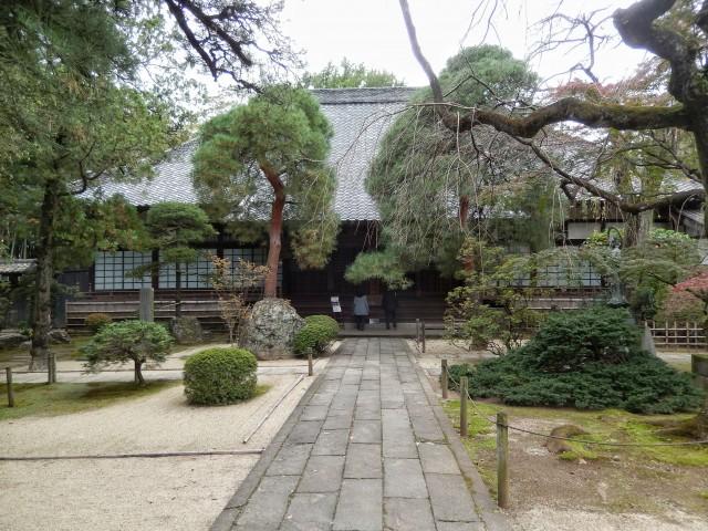 川越の観光スポット「中院」③