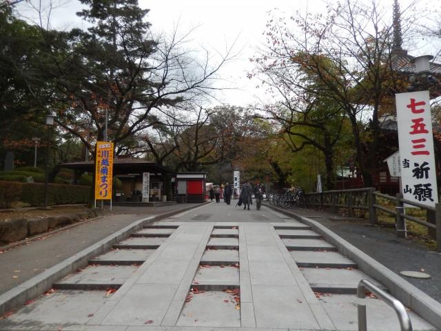 川越の観光スポット「喜多院」④