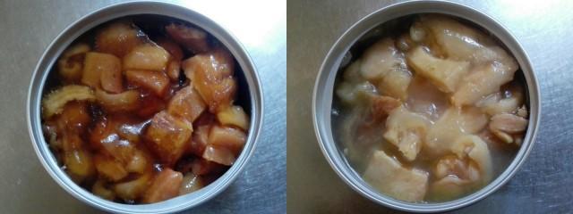 【いなば食品】焼きとりの缶詰②