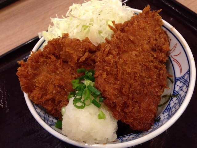 とんかつ坂井精肉店のタレかつ丼