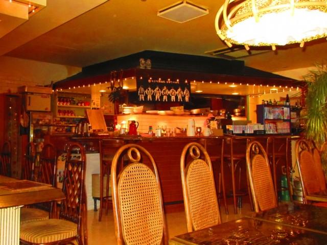 大宮にある雰囲気の良い喫茶店「アメリカン・ヒーロー」②