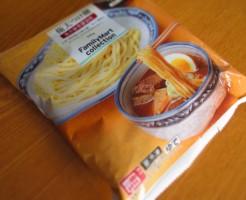 コンビニの冷凍つけ麺はあつもりがおすすめ①