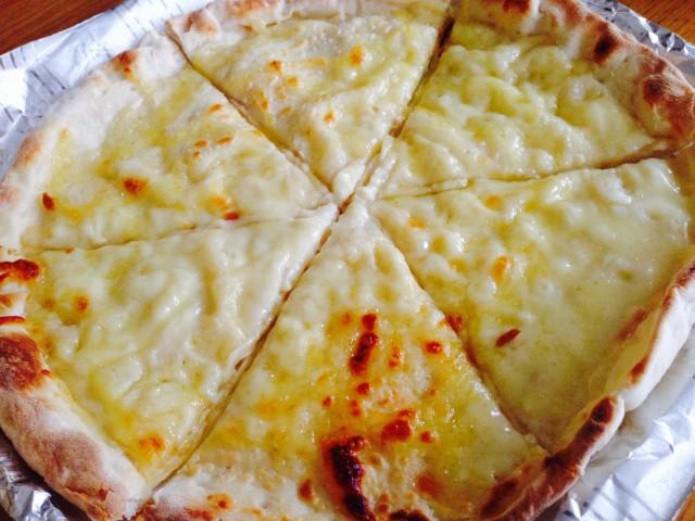 伊藤ハムのピザガーデン「チーズピザ」④