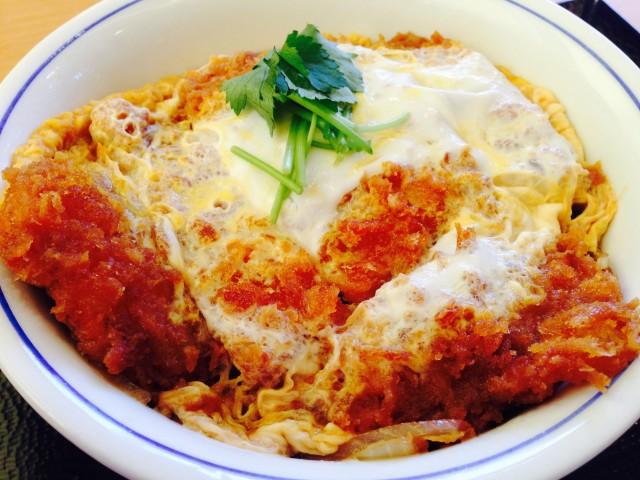 かつ米のかつ丼(並)①