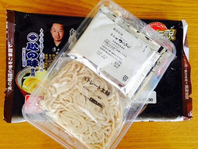 アイランド食品の銘店伝説「中華蕎麦とみ田」②