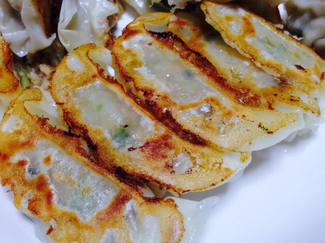 ヤオコーのPB「肉餃子」②