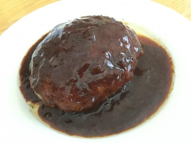 セブンプレミアムの冷凍食品「デミグラスハンバーグ」④