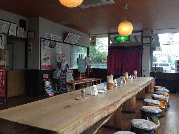 手打ちうどん庄司(川島町/グルメ)武蔵野うどんが美味すぎる店。②