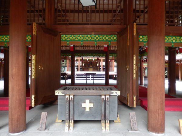 東京都港区にある乃木神社②