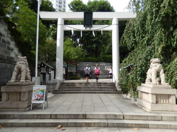 東京都港区にある乃木神社①