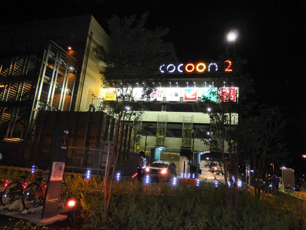 さいたま新都心にオープンしたコクーンシティの混雑状況。フライングタイガーとエッグスンシングスがやっぱり人気。