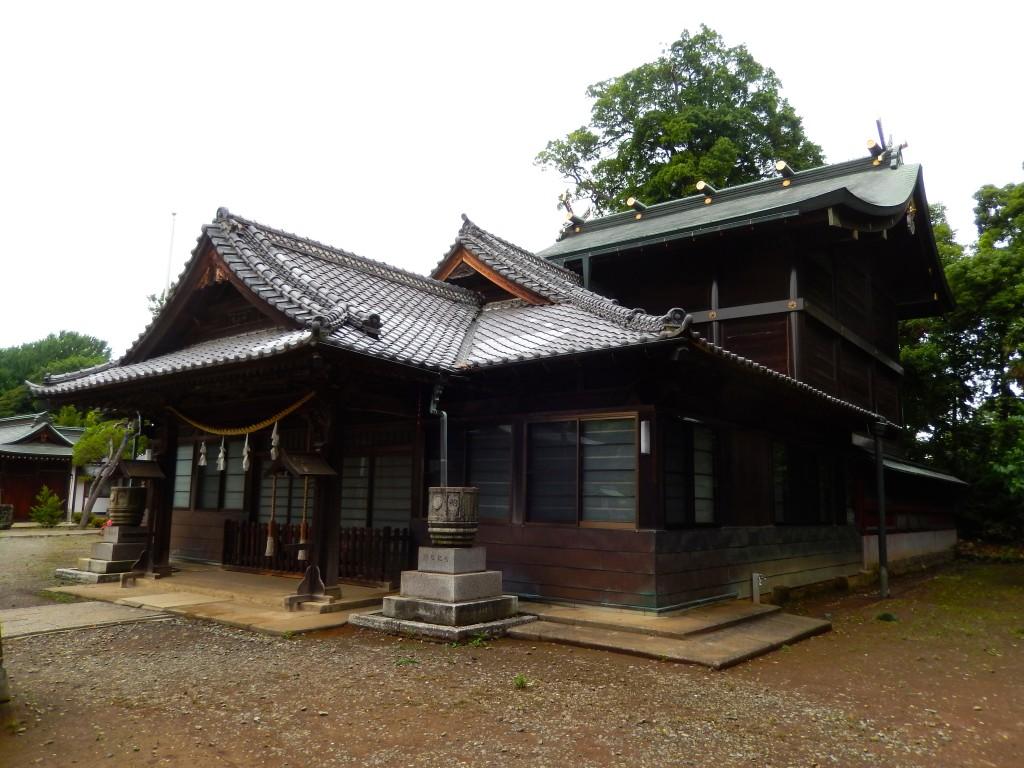 秋葉神社(西区/観光)関東総社はパワースポット?ご利益やアクセス情報。