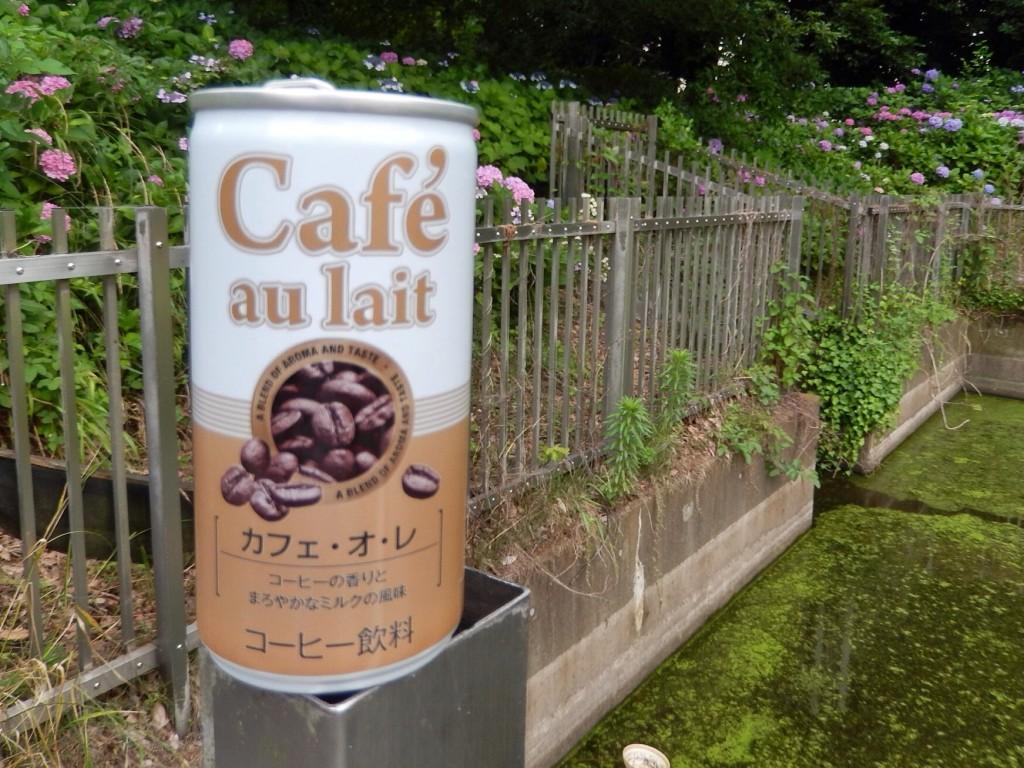【缶コーヒー・レビュー】イオンディライト「カフェ・オ・レ 」を飲んでみた感想。