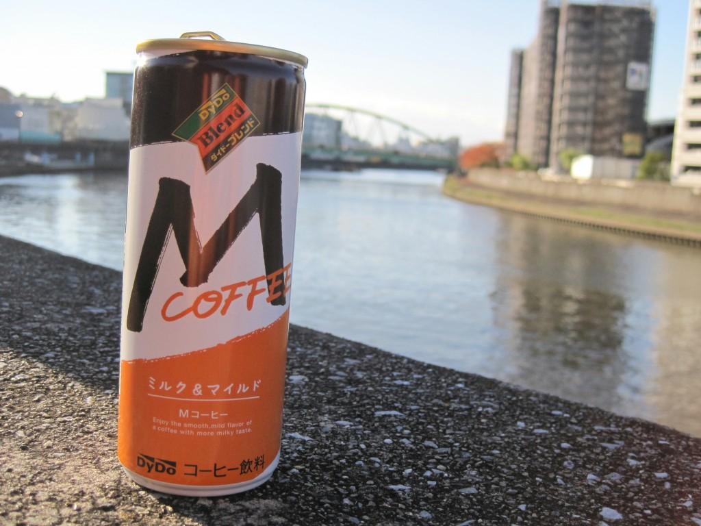 【缶コーヒー・レビュー】ダイドーのMコーヒーを飲んだ感想。ロングセラー商品なの知ってた?