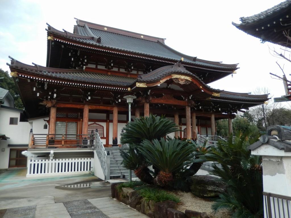 【神社仏閣巡り】富士見市の大應寺はぼけ封じ祈願ができる立派なお寺。
