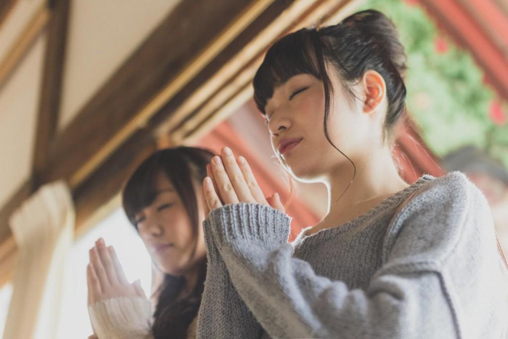 日本人は無宗教?仏教と神道の違いがわかりますか?