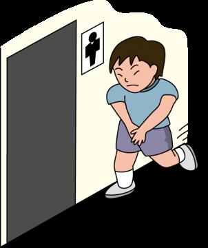 風邪をひくと、どうしてトイレが近くなるの?
