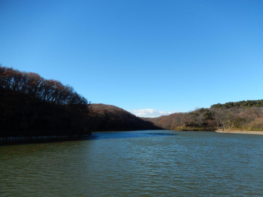 八丁湖公園(吉見町/心霊)女性の霊が出ると噂の心霊スポット。