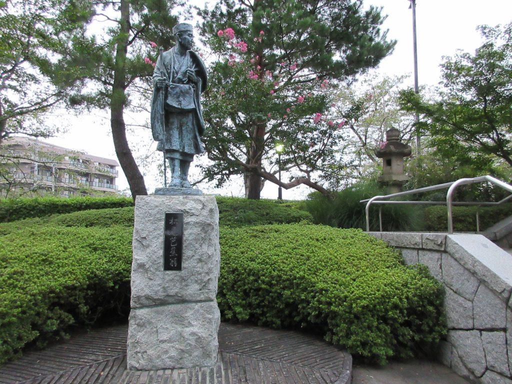 草加松原遊歩道(草加/観光)おくのほそ道の風景地は美しいスポット。