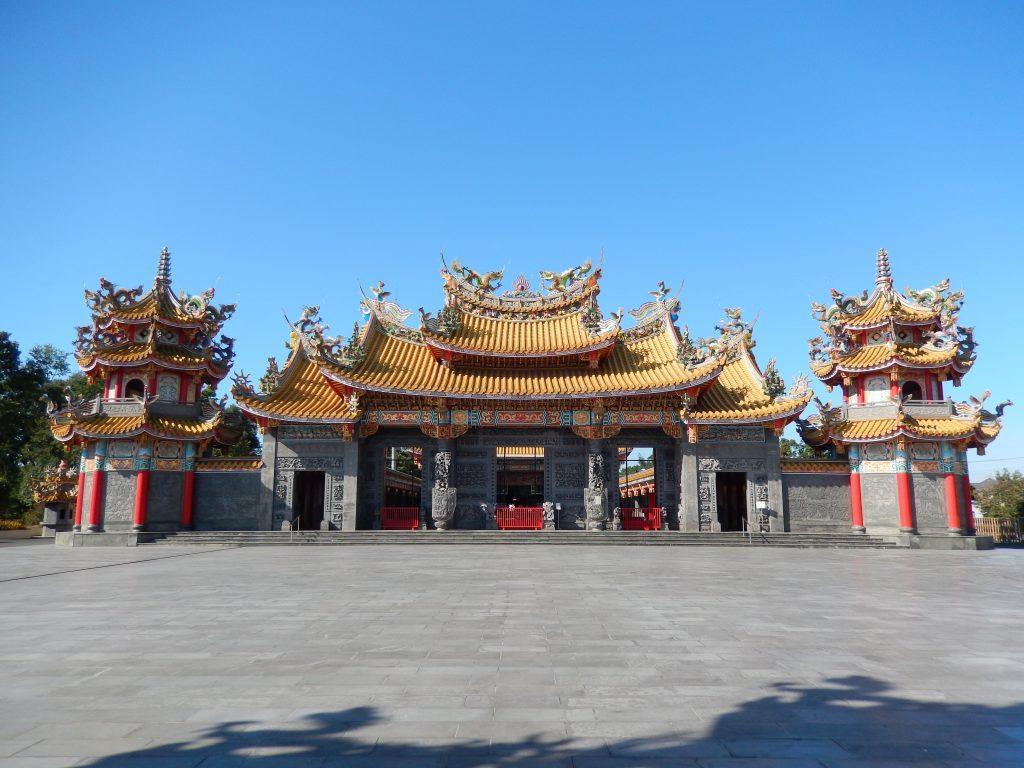 聖天宮(坂戸/観光)埼玉にある台湾の世界?美しい日本最大級のお宮。