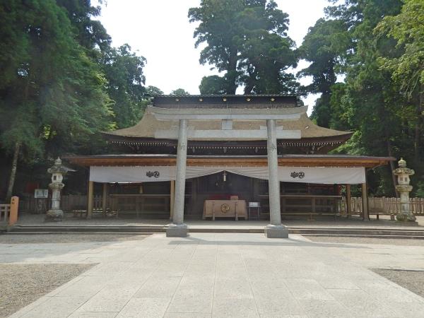 鹿島神宮(鹿嶋/観光)開運パワースポット!無料駐車場とアクセス情報。