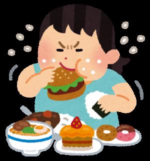 意識的にゆっくり食べる!腸内環境の改善とダイエット効果を得る。