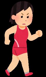 歩く姿勢を正しくすれば、運動神経は良くなる。