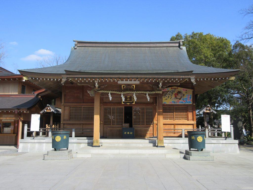 和樂備神社(蕨/観光)同市で人気No.1の観光スポット。