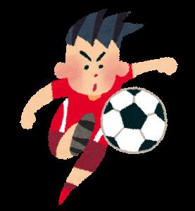 【サッカー】1日に数試合をこなす場合のウォーミングアップ方法は?
