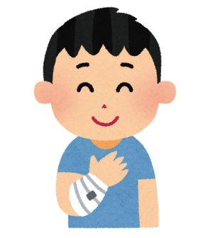 スポーツ中に怪我をした時の応急処置の基本はRICE!
