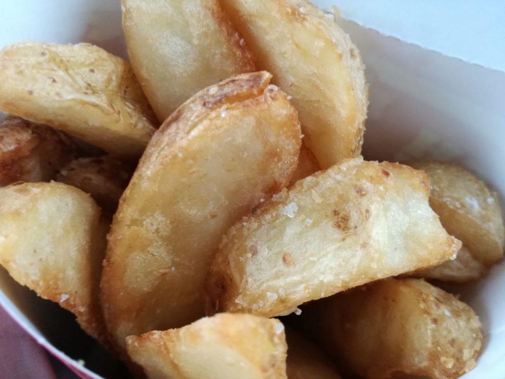 【セイコーマート】ホットシェフのフライドポテトが絶品の美味しさ。