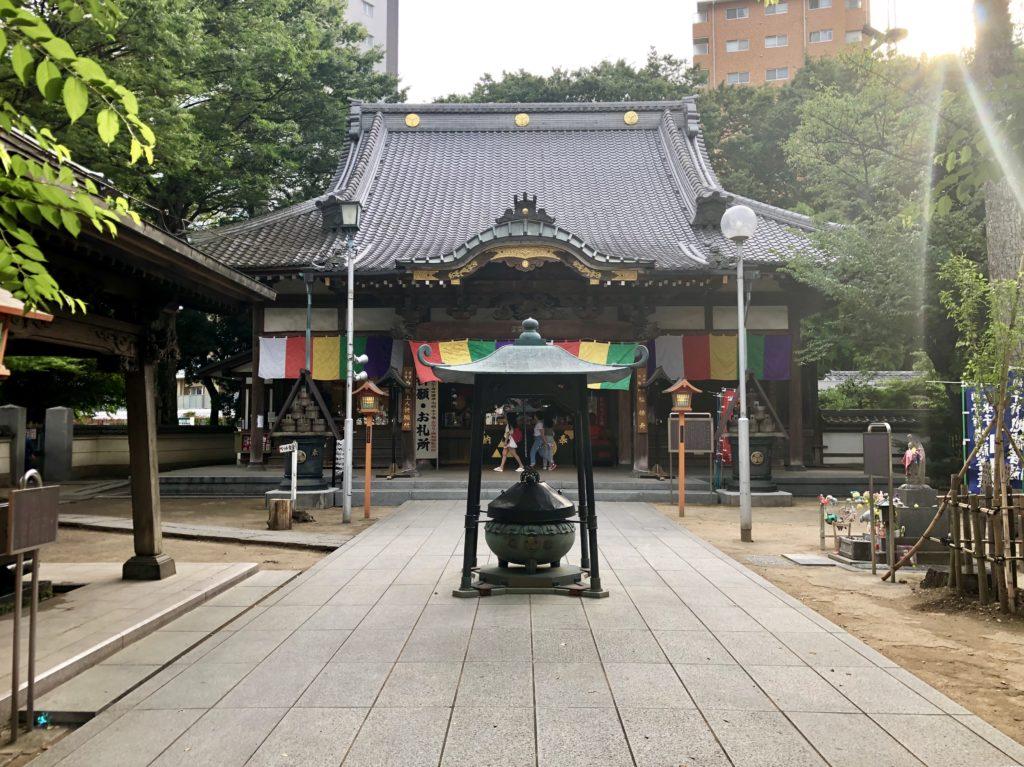 2019.06 Renkeiji Temple
