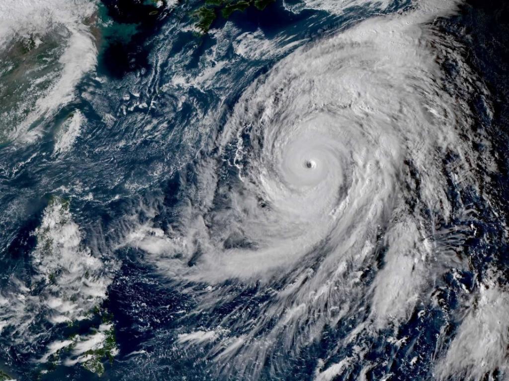 2019年10月12日 台風19号(ハギビス)が上陸