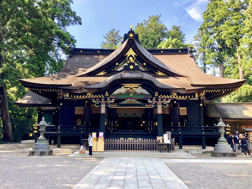 2018.07 Katori Shrine