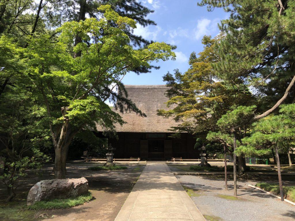 2018.09 Heirinji Temple