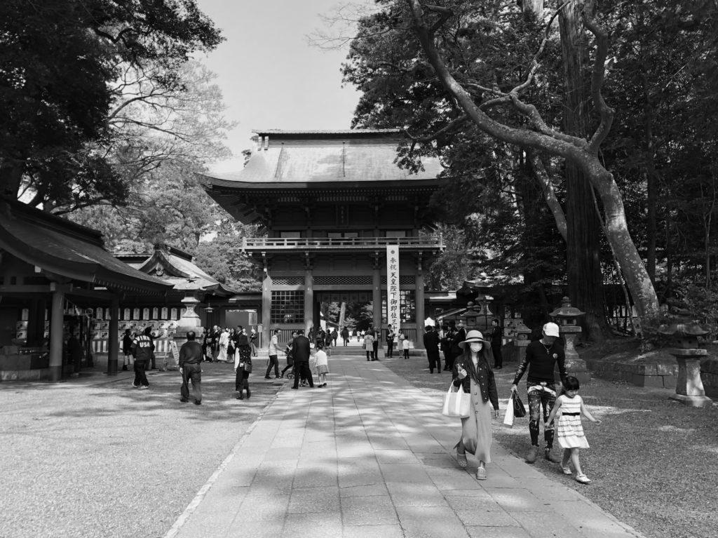 2019.04 Kashima Jingū Shrine