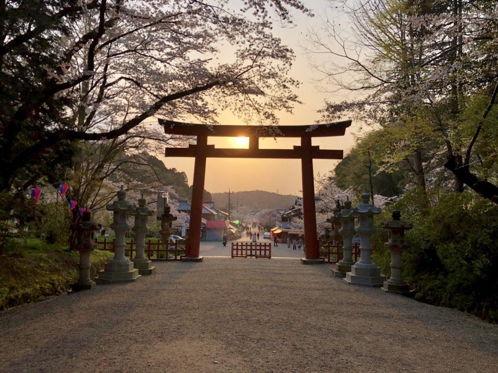 2019.04 Katori Shrine